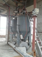 中国 产品/仓式泵是在高压下(约700kPa以下)输送粉状物料的一种比较可靠的...